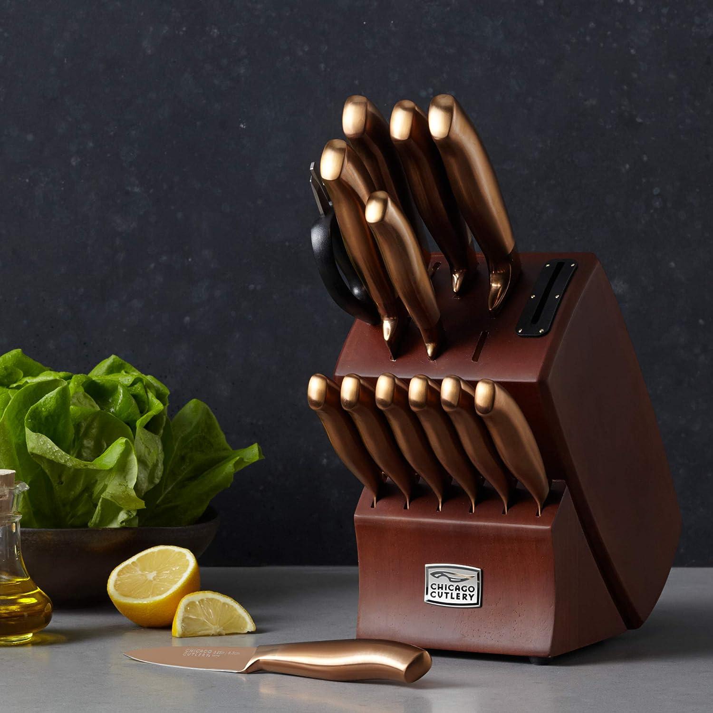 best kitchen knife set consumer reports