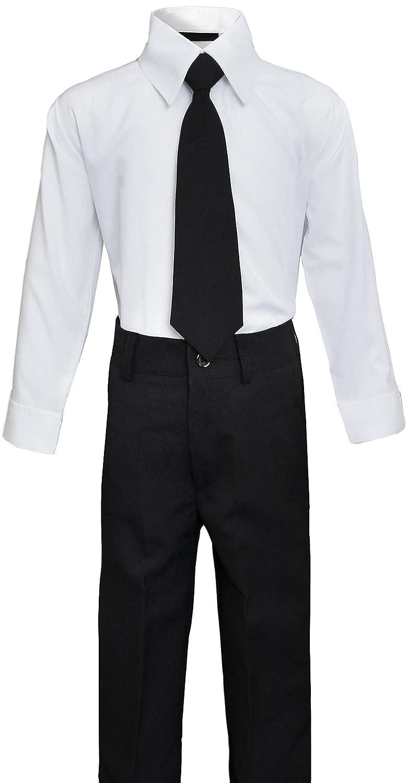 Kids Slenderman agente negro Suit Outfit disfraz máscara de ...