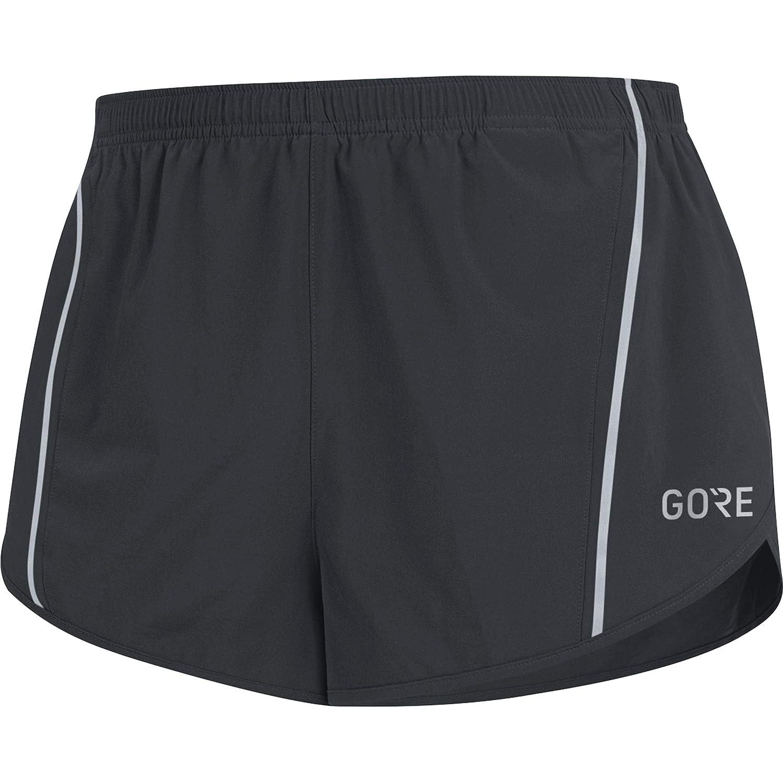 TALLA 2XL. Gore Wear, Hombre, Pantalones Cortos Transpirables para Correr, Gore R5 Split Shorts, 100151