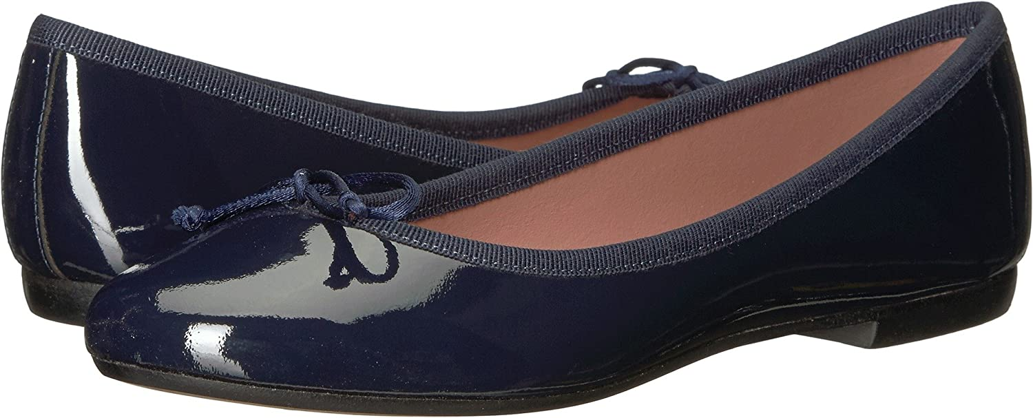White Mountain Summit Kendrick Women's Flat B0783R5Z87 41 M EU|Navy Patent