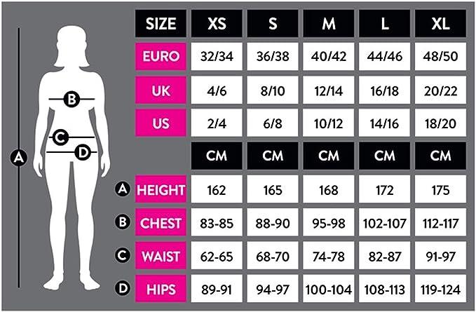 da donna per adulti /Costume da astronauta Guirca/ taglia 36-40 rif: 84947.0
