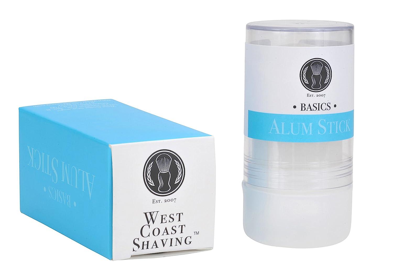 WCS Basics Alum Stick for Skin Protection 90g West Coast Shaving