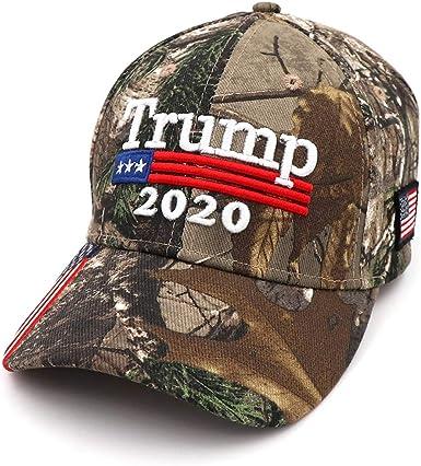 Camo Make//Keep  America Great Again Donald Trump MAGA Baseball Cap Hat Black lot