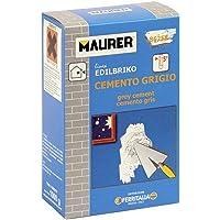 MAURER 14010315 Edil Cemento Gris (Caja 1 kg.)