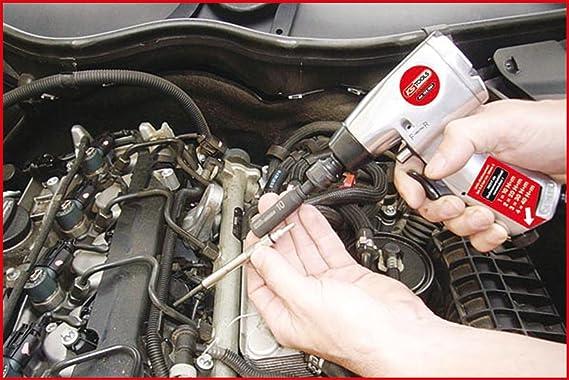KS Tools 152.1060 Pack de 5 piezas con extractores de bujías vibradores (tamaño: 1/4