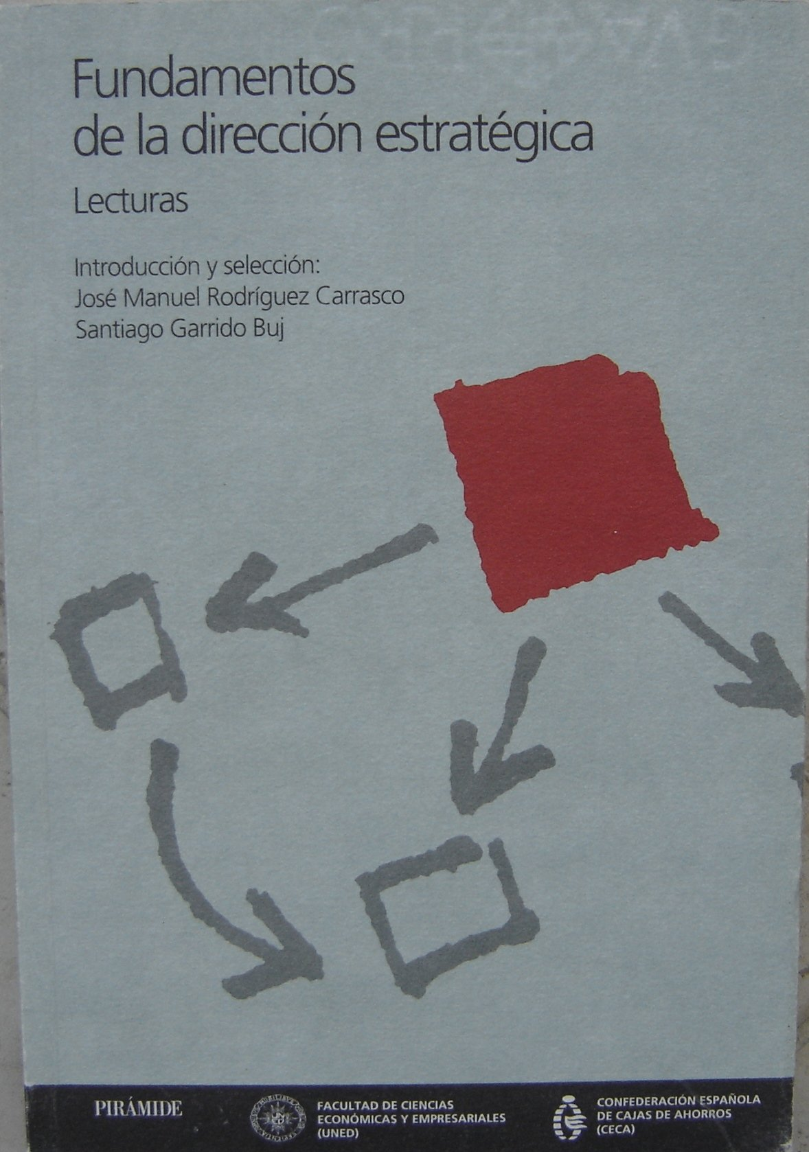 Fundamentos en la direccion estrategica (Coleccion): Amazon.es: Jose Manuel Rodriguez Carrasco: Libros
