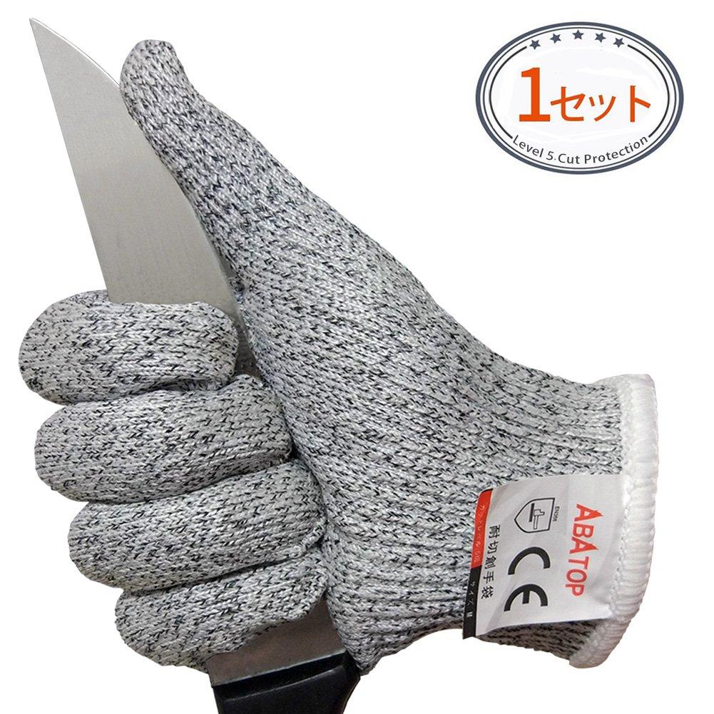 ABATOP 耐切創手袋 防刃手袋