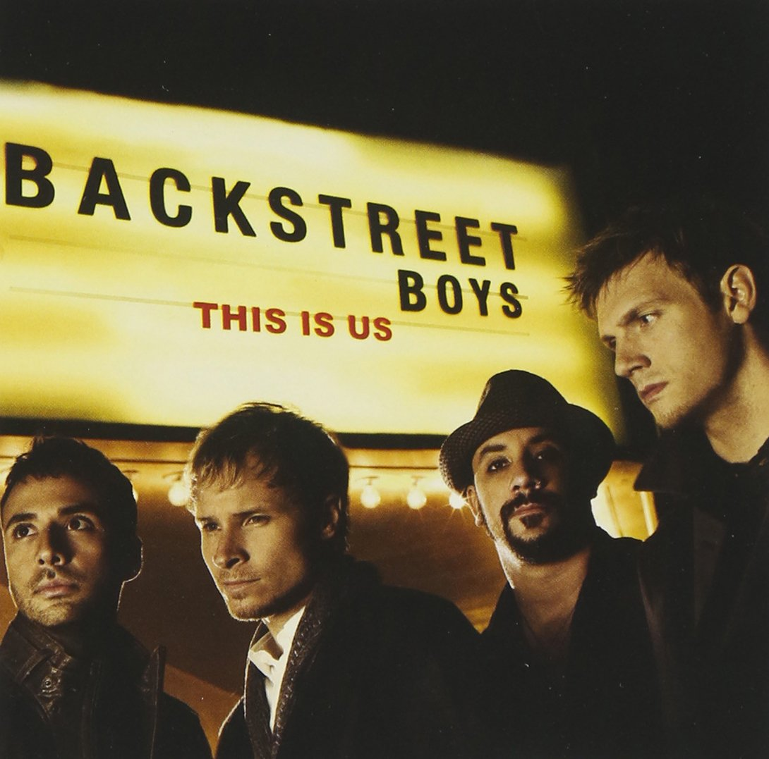 CD : Backstreet Boys - This Is Us (CD)
