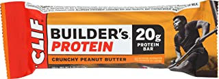 product image for Clif Bar Builder Bar - Crunchy Peanut Butter - Case of 12-2.4 oz, Sports and Fitness, Protein Bars