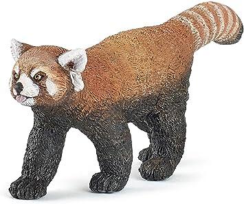 Papo Panda Roux La Vie Sauvage Figurine 50217 Multicolore