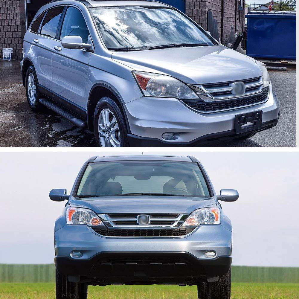 Front Bumper Fog Light For Honda CR-V CRV 2010 2011 Driver and ...