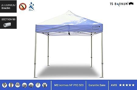 Barnum aluminio # 50 (tienda de campaña plegable – Barnum carpa ...