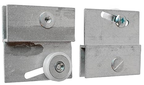 Prime-Line Products M 6054 - Soporte para puerta de ducha sin marco, 3