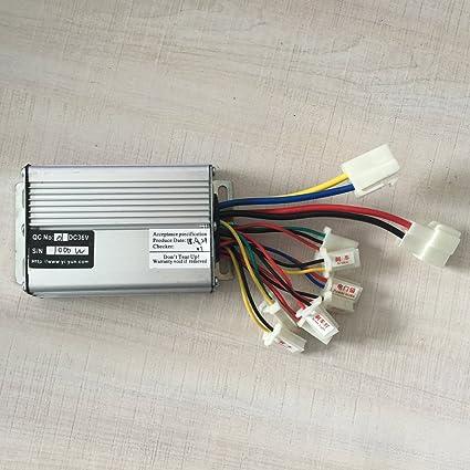 Amazon.com: CHI YUAN 36V 1000W cepillo controlador motor ...