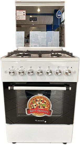 Cocina 60 x 60 LAREL 4 fuegos ACC. ELET Horno eléctrico ...