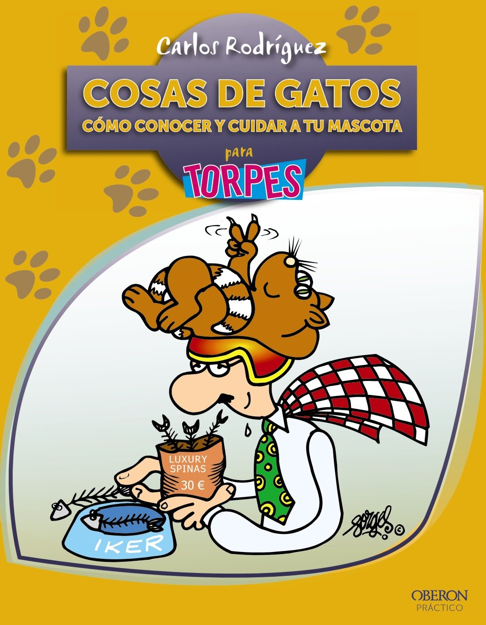 Cosas de gatos (Spanish) Paperback – January 1, 1900