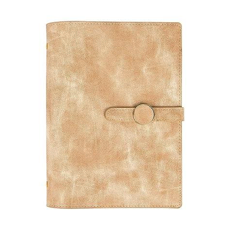 Amazon.com: Grope - Diario de 6 anillas para escribir para ...