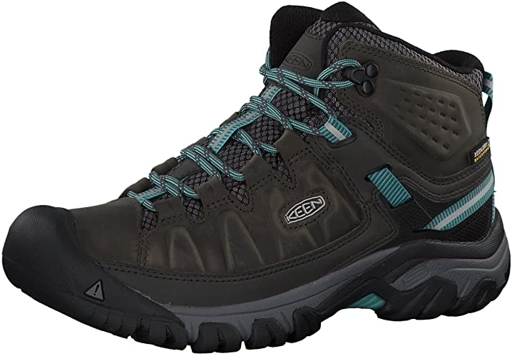 KEEN Women's Targhee Iii Mid Wp High Rise Hiking Shoes
