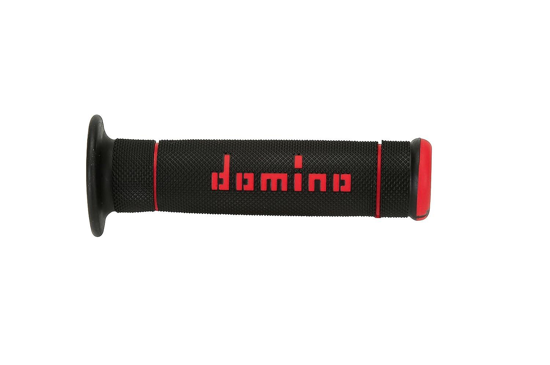 83569 Pu/ños de trial Domino negro//rojo A24041C4240A7-0 DOMINO