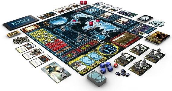 Xcom: The Board Game: Fantasy Flight Games: Amazon.es: Juguetes y juegos
