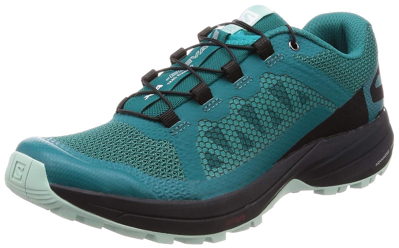 Deep Lake   noir 42.2 3 Salomon XA Elevate W - Chaussures Trail Femme