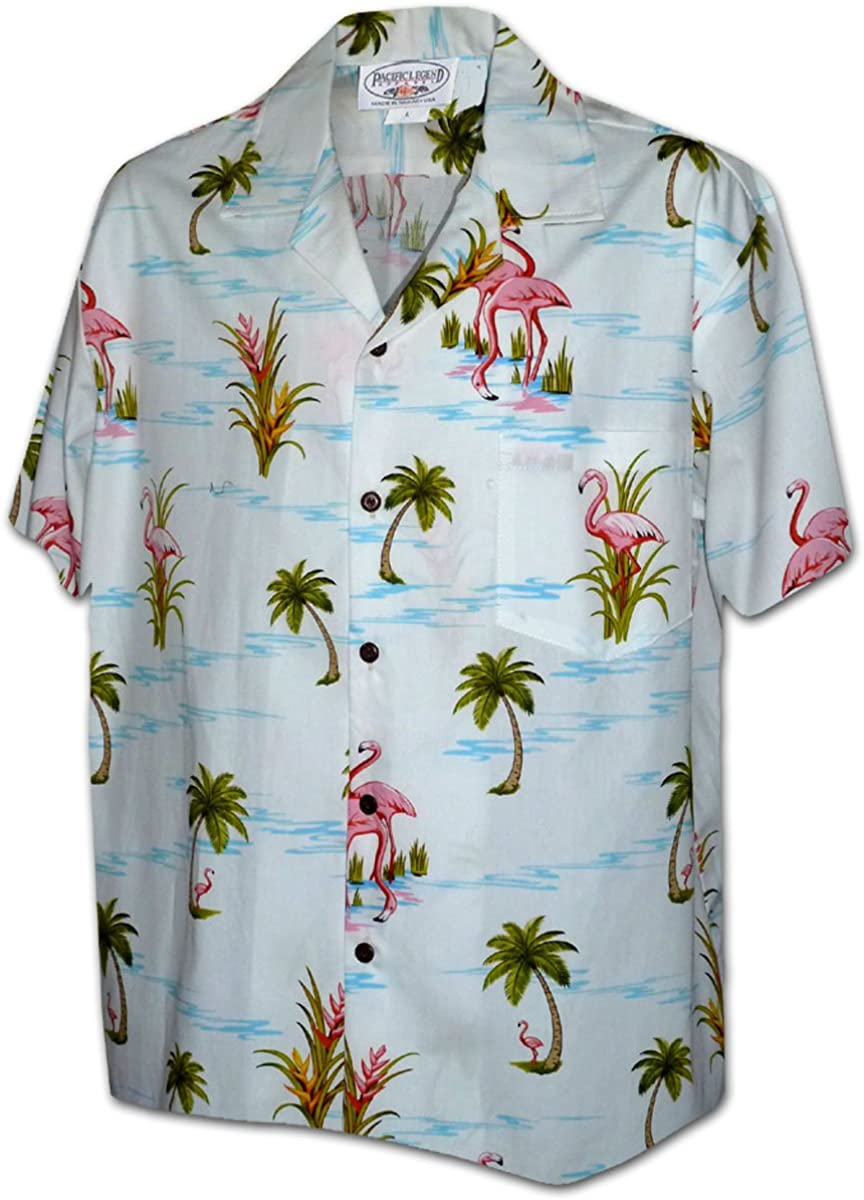 Ranking TOP5 Flamigo in the Max 60% OFF Pond Shirts Tropical Men's