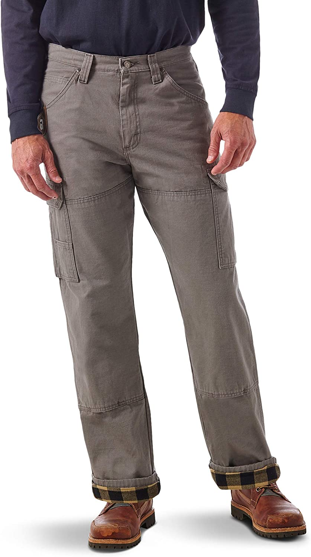 Outlet ☆ Free 5 ☆ popular Shipping Wrangler Riggs Workwear Men's Lined Fleece Ranger Pant