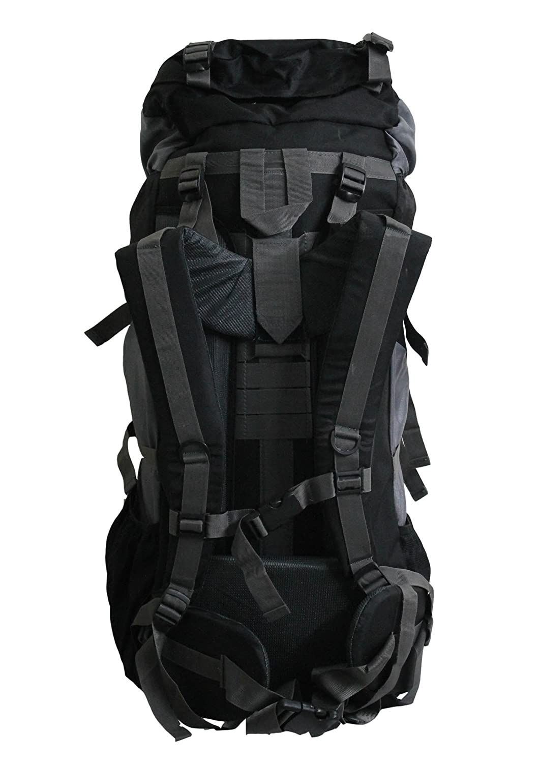 Inlander 70 Ltrs Black Rucksack (A2ZILDC-10009BKBP)  Amazon.in  Bags,  Wallets   Luggage 9146c41ca7