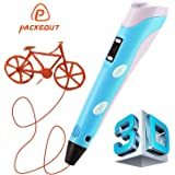 3D Pen, PACKGOUT 3D Doodler Drawing Printing Pen, Gifts and Toys for Boys & Girls - Modern Arts and Crafts Tool