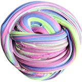 DIGOOD Non-Sticky Floam Slime Stress Relief Toy Scented DIY Putty Sludge Toy for Girls and Boys