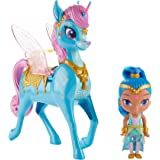 Fisher-Price Nickelodeon Shimmer & Shine, Magical Flying Zahracorn, Shine