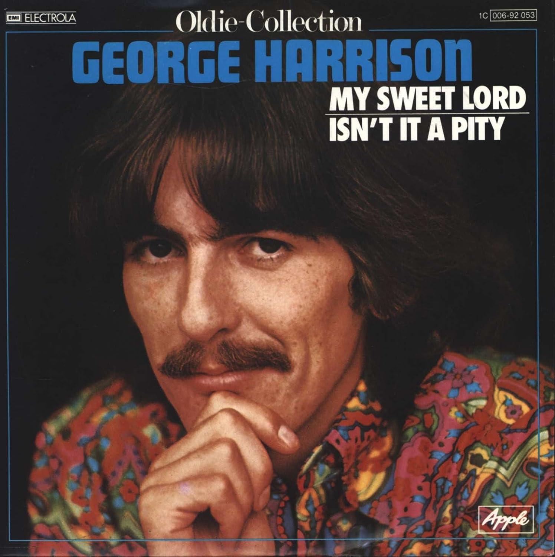 George Harrison - My Sweet Lord / Isn't It A Pity - Apple Records - 1 C  006-92 053: Amazon.de: Musik