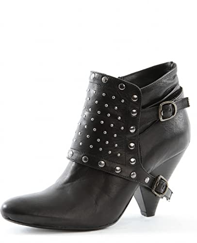 Sisley Boots Femme (noir 700 taille 41):