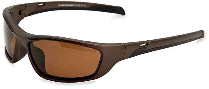 Dunlop Herren Sonnenbrille, Gr. One Size, Braun