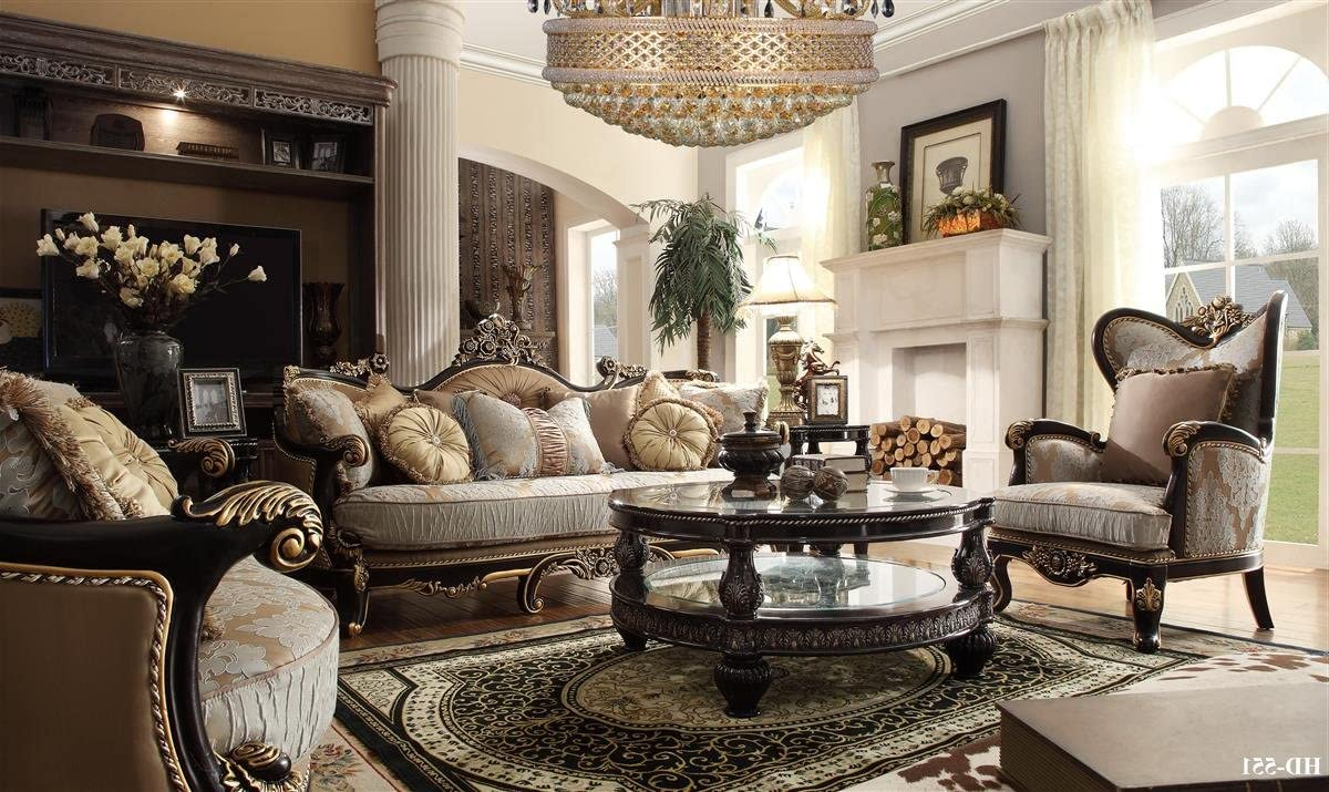 Marvelous Traditional Formal Living Room Sets – Incredible ...