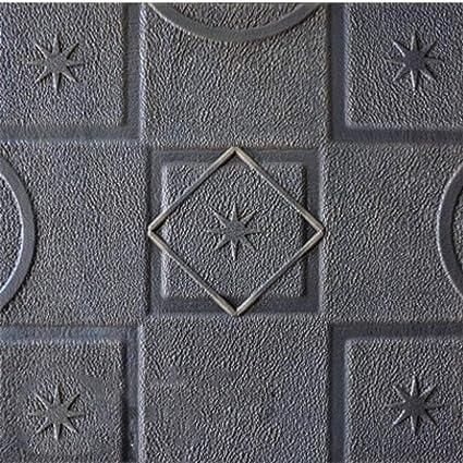 ZhenFa Mosaico 3D Tridimensional Suave Revestido Pared Pegatinas Dormitorio Fondo Pared Papel Impermeable autoadhesiva Pintado niños