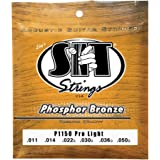 S.I.T. String P1150 Pro Light Phosphor Bronze Acoustic Guitar String