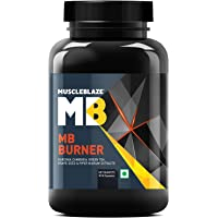 MuscleBlaze MB Burner - 90 capsules(Unflavoured)
