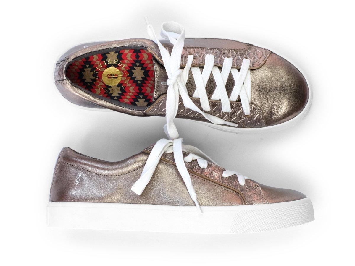REVITALIGN Women's Alameda Sneaker 10 Pewter by REVITALIGN