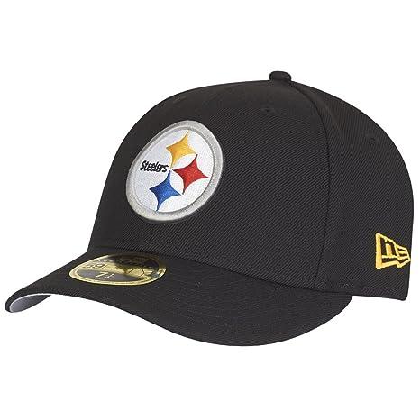 NEW Era 59 FIFTY LOW PROFILE CAP-Draft Pittsburgh Steelers