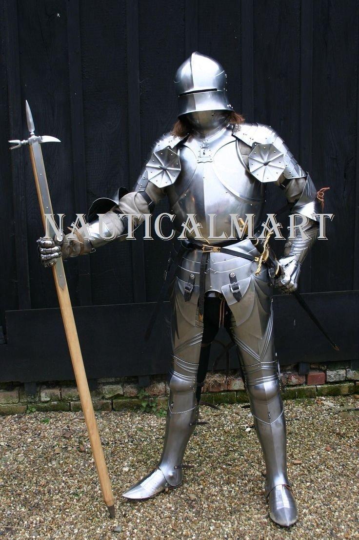 NauticalMart 15th Century Knight Body Suit of Armor