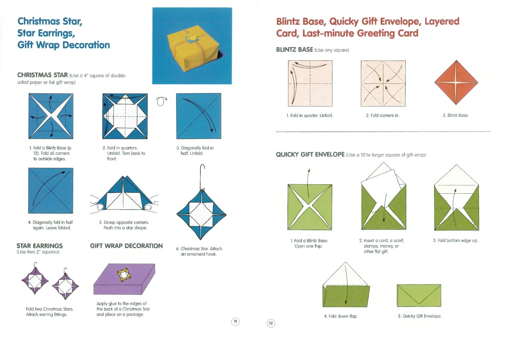 Origami For Beginners The Creative World Of Paper Folding Florence Cute Mouse Diagram Temko 9780804833134 Books