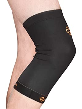 a515bce170 Copper 88 Knee Compression Sleeve with 88% Copper Fiber Embedded Nylon to  Aid in Recovery