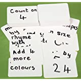 Playing cards, blank both sides, pack of 200 - 00811