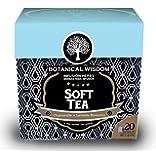 Botanical Wisdom, Infusion Soft Tea 20 sobres, 40 gramos.