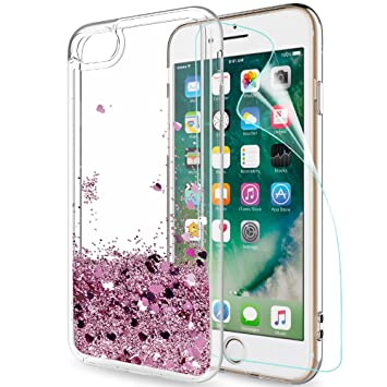 coque antichoc iphone 8 fille