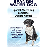 Spanish Water Dog. Spanish Water Dog book for costs, care, feeding, grooming, training and health. Spanish Water Dog…