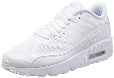 wholesale dealer b59b6 bef93 Nike Unisex-Kinder Air Max 90 Ultra 2.0 (Gs) Sneaker, weiß: Amazon ...