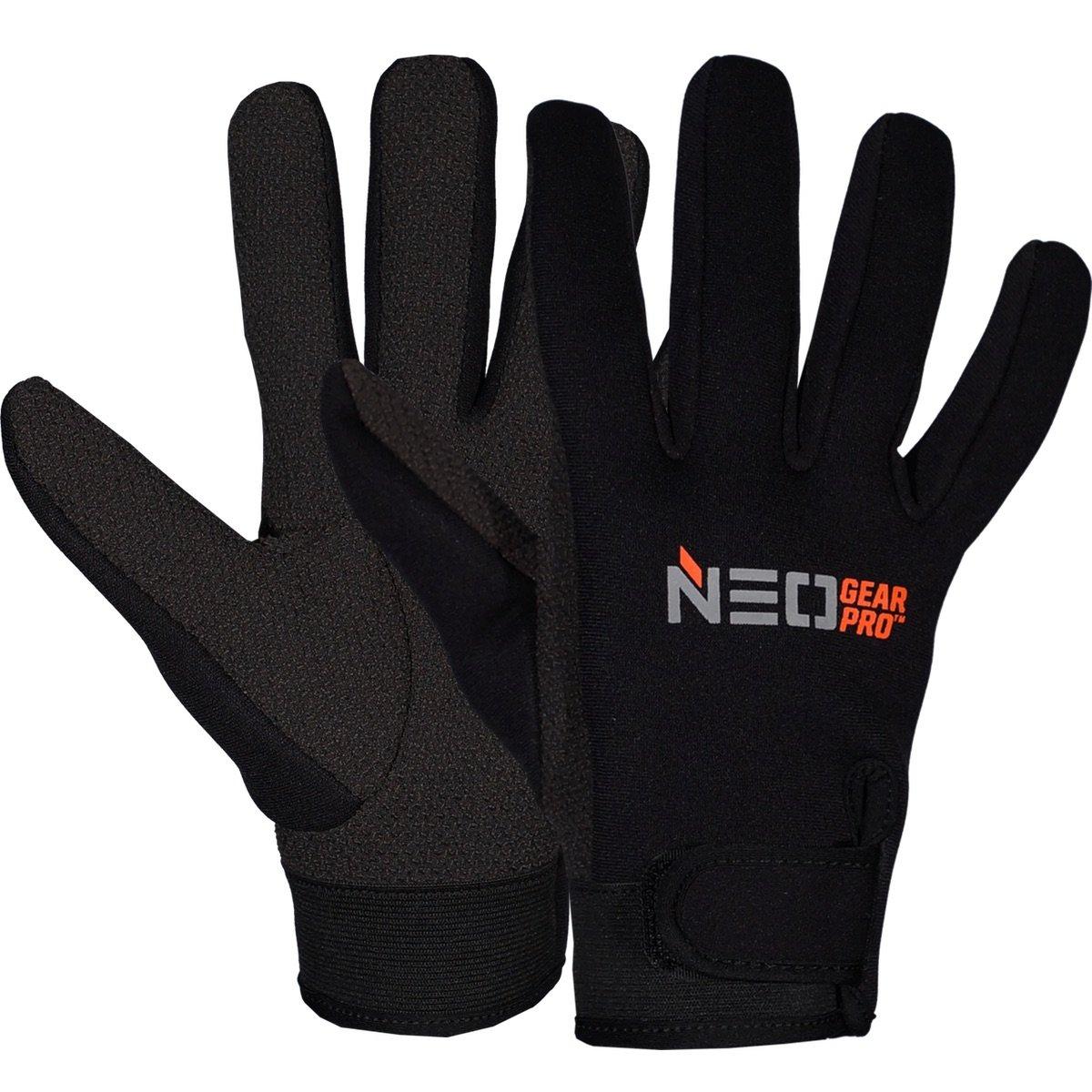 Fleece Lined Lineman Gloves