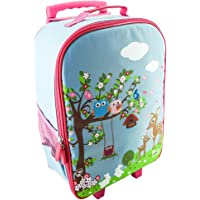 Bobble Art of Australia Children's Trolley Bag / Cabin Luggage